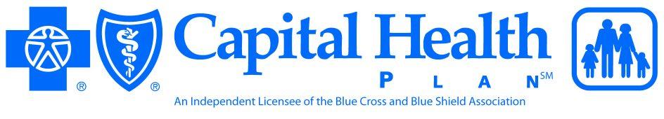 2CHP & BCBS Logo Horizontal Blue 293 CMYK 350dpi